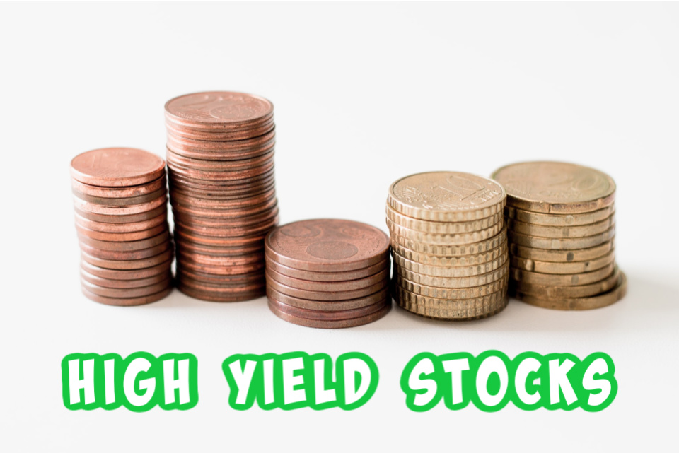 Hunting for HIGH YIELD stocks in a low interest ENVIRONMENT – 3 alternatives 📈