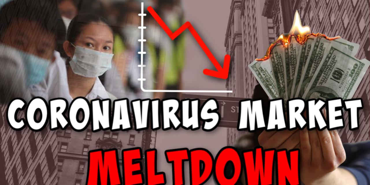 Coronavirus stock market crash | What should you be doing right NOW?