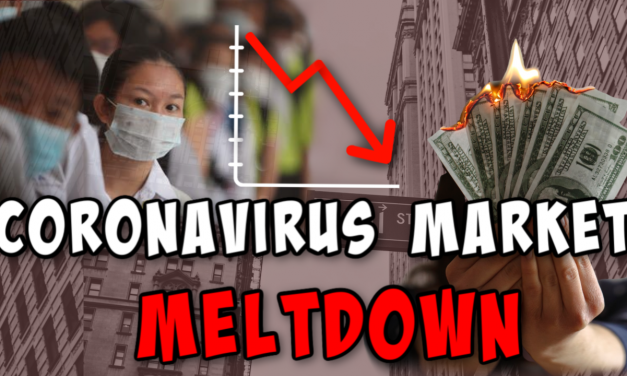 Coronavirus stock market crash | What should you be doing right NOW? 📉