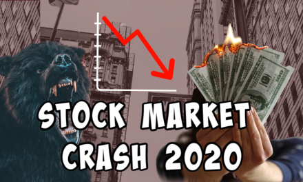 Stock market crash 2020 – How to invest in the stock market without getting creamed 📈
