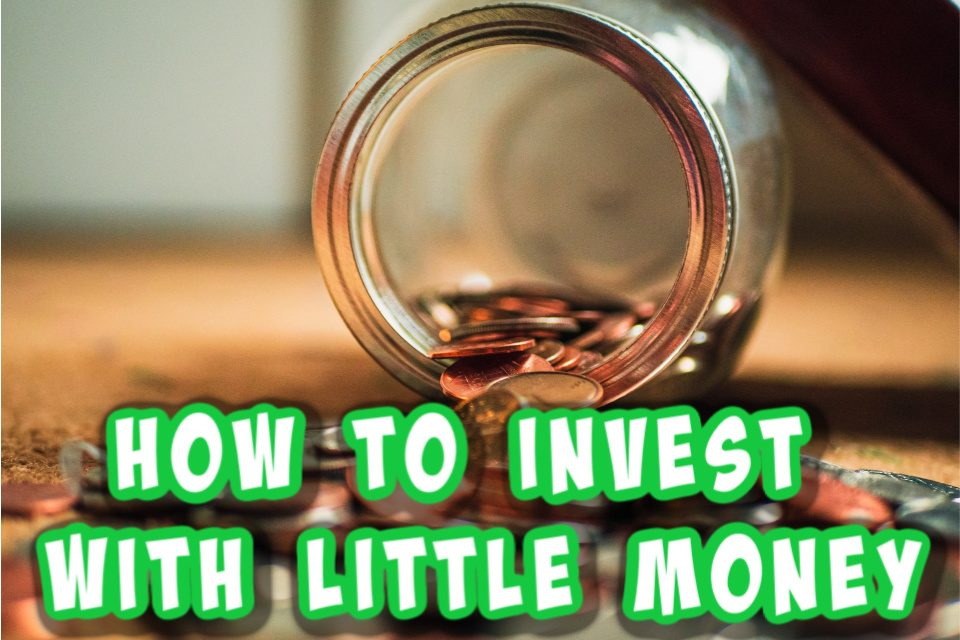 #1 guide on how to invest in the stock market with little money 💰